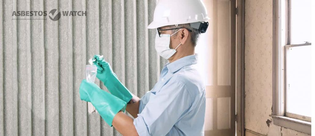 asbestos testing and sampling Bunbury